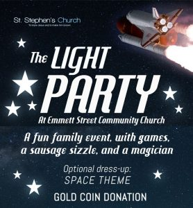 Light Party Event