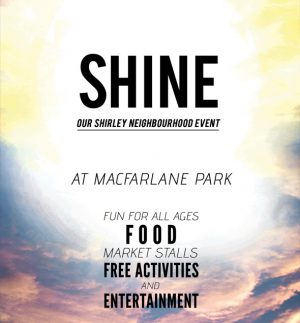 SHINE Event Poster