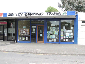 Shirley Community Trust Office
