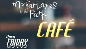 MacFarlanes on the Park Cafe
