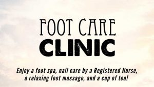Nurse-Led Foot Care Clinic